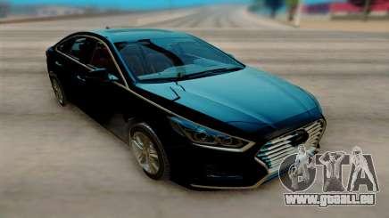 Hyundai Sonata 2018 für GTA San Andreas