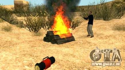 Maccer, Paul Rosenberg nach der Geschichte für GTA San Andreas
