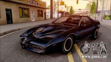 Knight Rider KITT 2000 pour GTA San Andreas