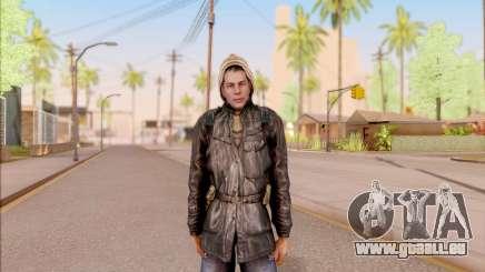 Degtyarev bandit-Jacke von S. T. A. L. K. E. R. für GTA San Andreas