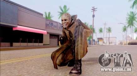 Raven von S. T. A. L. K. E. R für GTA San Andreas