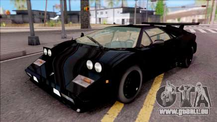 Lamborghini Countach 1988 pour GTA San Andreas