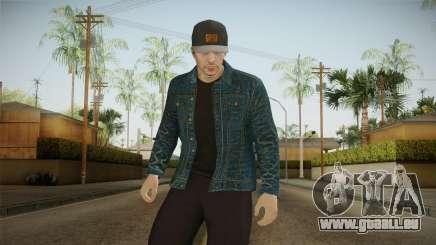 GTA Online - Raul Skin pour GTA San Andreas