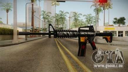 SFPH Playpark - Immortal M4A1 für GTA San Andreas