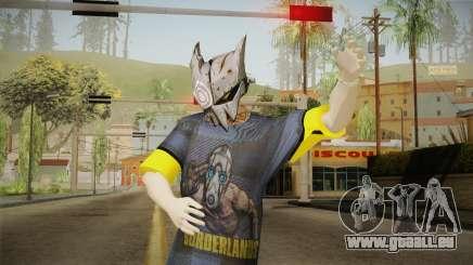 Borderlands Skin Vip pour GTA San Andreas