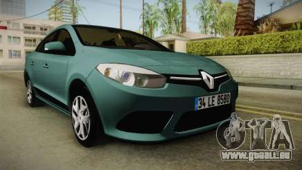 Renault Fluence Joy für GTA San Andreas