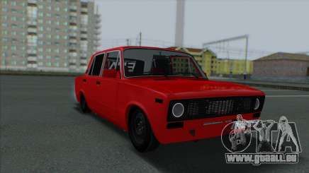 VAZ 2106 Shaherizada 2.2 GVR SA:MP für GTA San Andreas