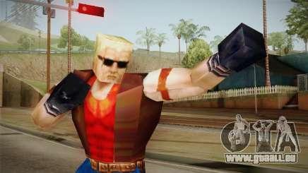 Duke Nukem - Time To Kill Skin für GTA San Andreas