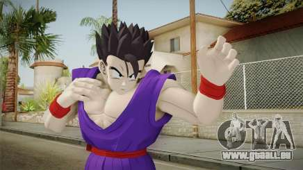Gohan Skin HD 3 pour GTA San Andreas