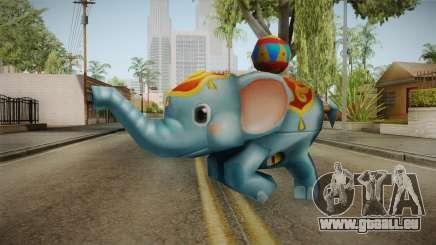 SFPH Playpark - Elephant Toy für GTA San Andreas