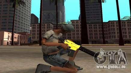 Iridescent Gun Pack SAMP für GTA San Andreas