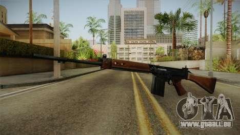 Insurgency FN-FAL Assault Rifle pour GTA San Andreas