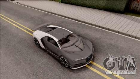 Truffade Nero from GTA V pour GTA San Andreas vue de droite
