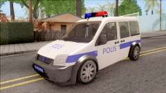 Ford Tourneo Connect K210S Turkish Police