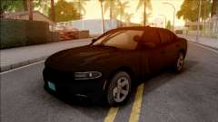 Dodge Charger Unmarked 2015 für GTA San Andreas