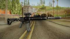 MK18 SAS Rifle