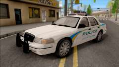 Ford Crown Victoria 2007 Altoona PD