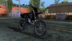 Yamaha YZ 250 FMX