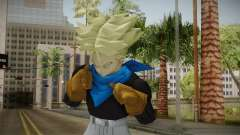 Trunks GT SSJ Skin pour GTA San Andreas