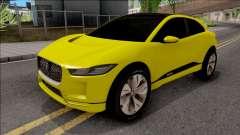 Jaguar I-Pace 2018 pour GTA San Andreas