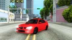 Subaru Impreza WRX Hawkeye Baby Driver v.1