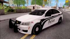 Chevrolet Caprice 2013 Ames Police Department für GTA San Andreas