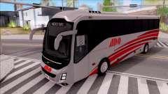 Volvo 9800 4x2 für GTA San Andreas