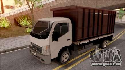 Mitsubishi Fuso Truck für GTA San Andreas