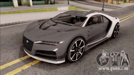 Truffade Nero from GTA V für GTA San Andreas