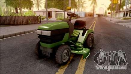 GTA V Jacksheepe Lawn Mower IVF pour GTA San Andreas