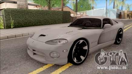 Dodge Viper GTS für GTA San Andreas