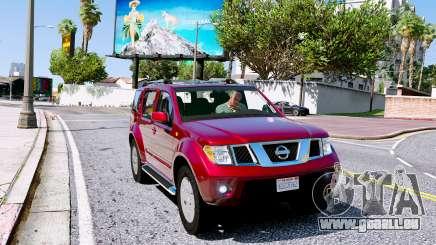 Nissan Pathfinder 2007 pour GTA 5