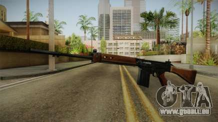 Insurgency FN-FAL Assault Rifle für GTA San Andreas