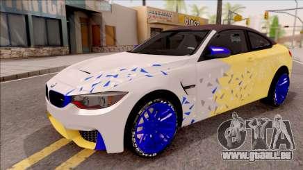 BMW M4R F82 pour GTA San Andreas