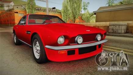 Aston Martin V8 Vantage 1977 HQLM pour GTA San Andreas