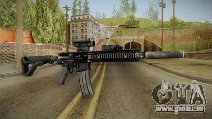 MK18 SAS Rifle pour GTA San Andreas