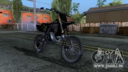 Yamaha YZ 250 FMX pour GTA San Andreas