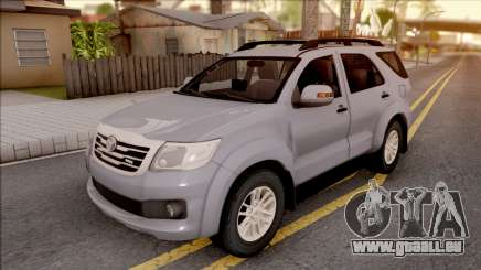 Toyota Fortuner pour GTA San Andreas