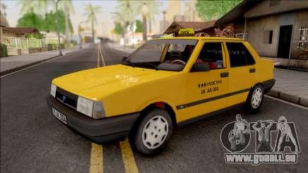 Tofas Sahin Taxi 1999 v2 pour GTA San Andreas
