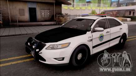Ford Taurus 2011 Des Moines PD pour GTA San Andreas