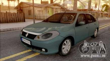 Renault Symbol 2009 Expression Version für GTA San Andreas
