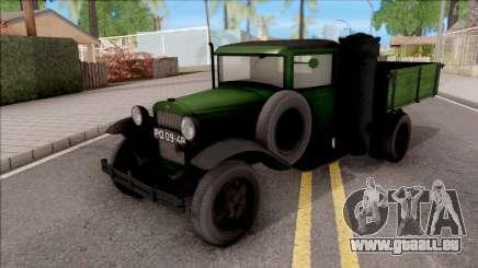 GAZ-42 1940 für GTA San Andreas