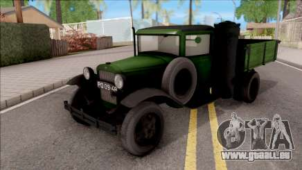 GAZ-42 1940 pour GTA San Andreas