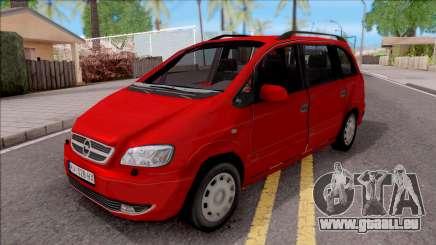Opel Zafira 2.2DTI pour GTA San Andreas