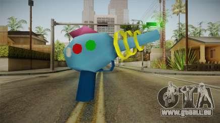 Alien Gun für GTA San Andreas