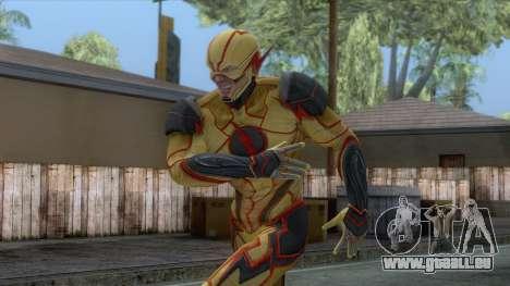 Injustice 2 - Reverse Flash v4 pour GTA San Andreas