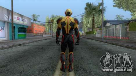 Injustice 2 - Reverse Flash v2 für GTA San Andreas dritten Screenshot