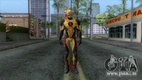 Injustice 2 - Reverse Flash v2 für GTA San Andreas zweiten Screenshot