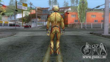 Injustice 2 - Reverse Flash v4 pour GTA San Andreas troisième écran