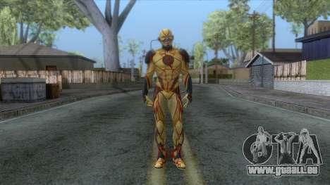 Injustice 2 - Reverse Flash v4 pour GTA San Andreas deuxième écran